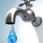 circolare sospensione acqua